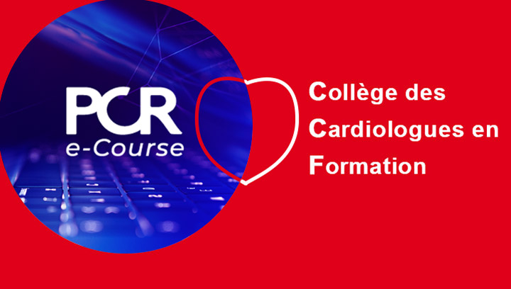 Cardio-online en direct du PCR e-Course !